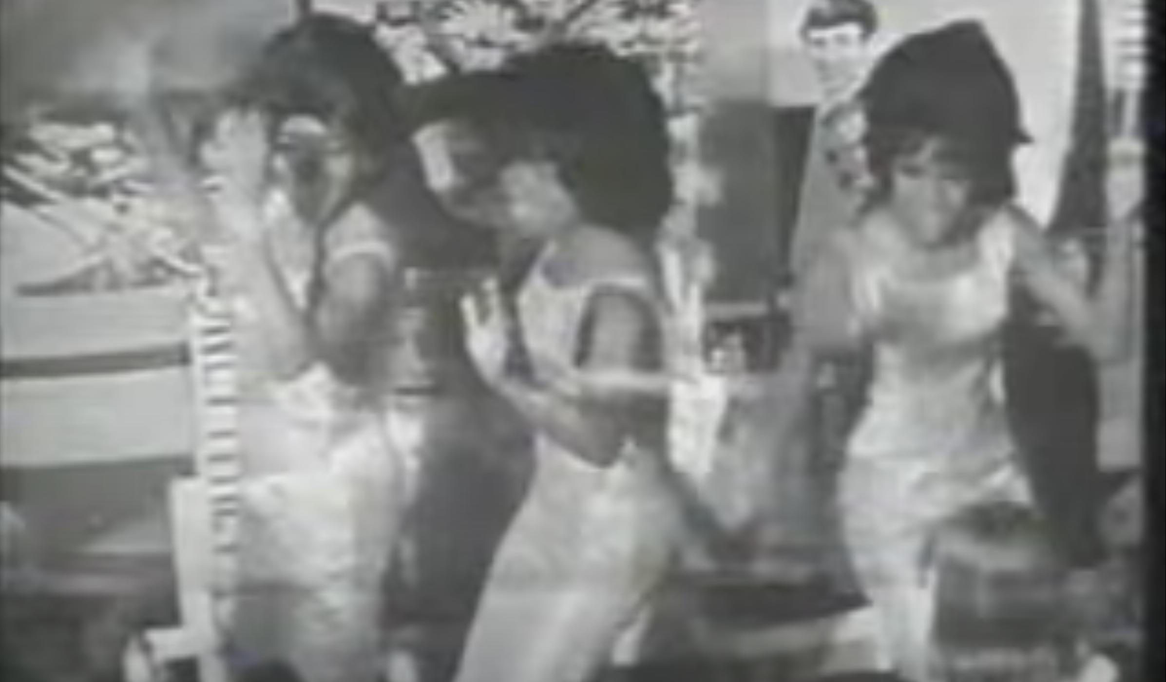 "Figure 2. Martha and the Vandellas sing ""Heat Wave"" on Ready Steady Go! (1965)"