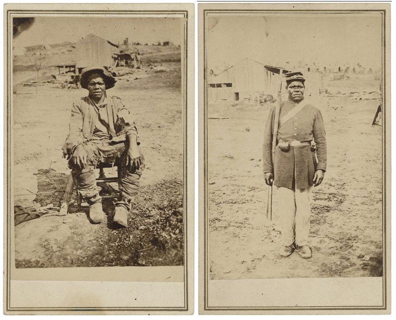 Figure 2. Private Hubbard Pryor; from Wallace 2012:247.