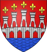 Coat of arms of the lordship of Quercy